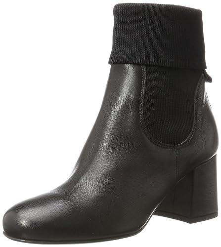 Fred de la Bretoniere Women's Schwarz Chelsea Boots Many Kinds Of Cheap Online 9ocZVMGy