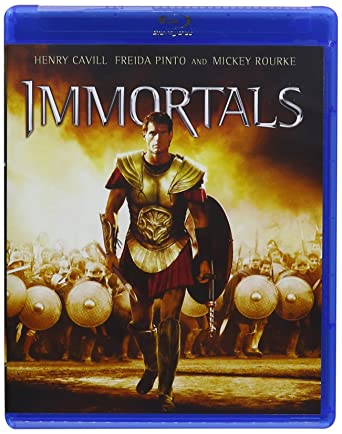 Immortals 2011 BluRay 480p 350MB Dual Audio ( Hindi – English ) MKV