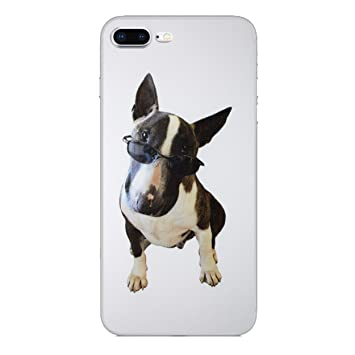 iPhone 7 Animal Divertido Estuche de Silicona/Cubierta de ...