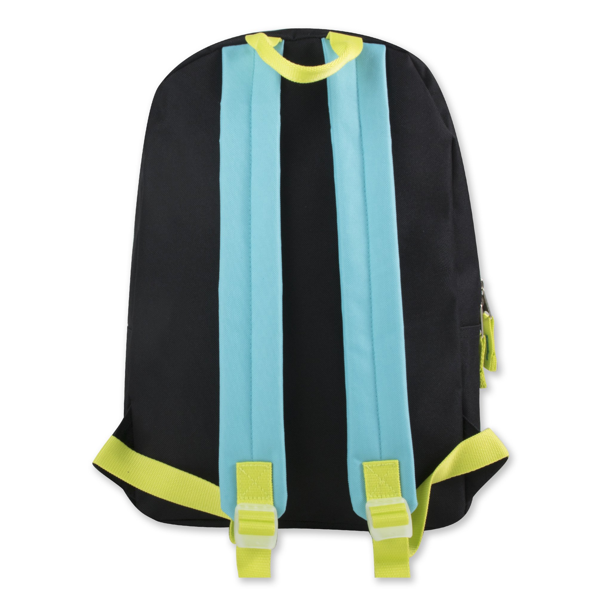 Trail maker Character Backpack (15'') with Fun Fashionable Design for Boys & Girls (Emoji Boy) by Trail maker (Image #4)