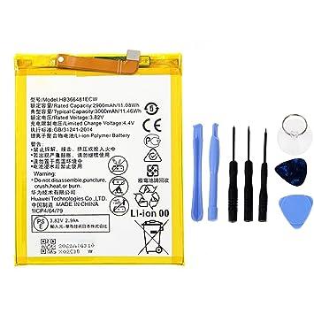 Ellenne® Batería para Huawei P9 Lite compatible 3000 mAh + kit ...