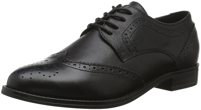 Aldo Olaowia, Zapatos de Cordones Oxford para Mujer 38.5 EU|Negro (Jet Black 1 97)