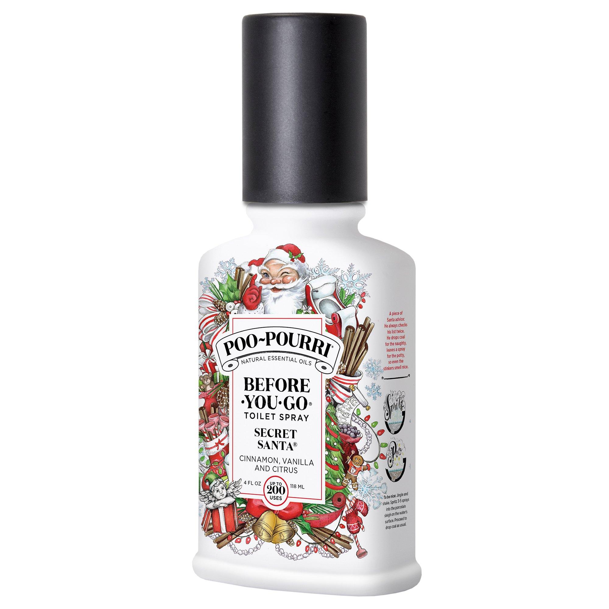 Poo pourri before you go toilet spray 4 oz bottle secret - Poo pourri before you go bathroom spray ...