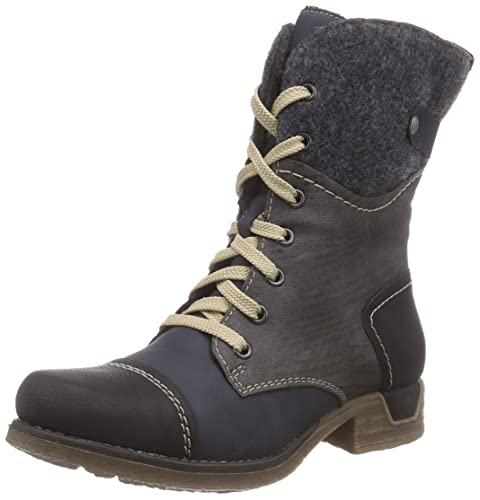 Rieker Halbschaft 79624 Damen Halbschaft Rieker Stiefel  Amazon   Schuhe & Handtaschen adf175