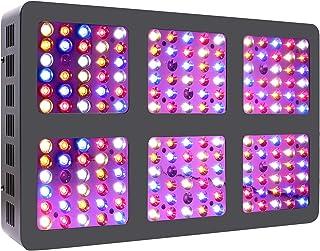 VIPARSPECTRA 900 Watt Grow Light LED Pflanzenlampe Full Spectrum wachsen für Zimmerpflanzen Gemüse und Blumen