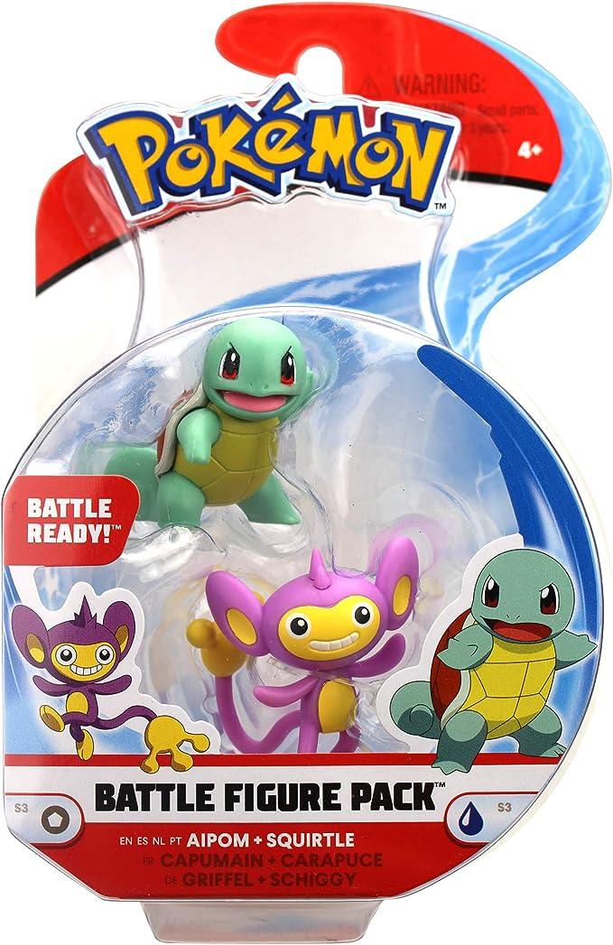 Pokemon Pack de Figuras de Combate Modelos Surtidos (BIZAK ...