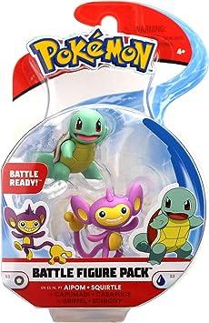 Pokemon Pack de Figuras de Combate Modelos Surtidos (BIZAK 63227221): Amazon.es: Juguetes y juegos