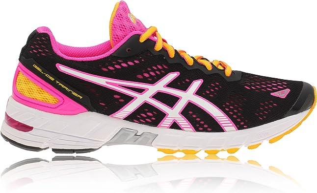 Asics Gel-DS Trainer 19, Zapatillas de Gimnasia para Mujer, Negro, 44 EU: Amazon.es: Zapatos y complementos
