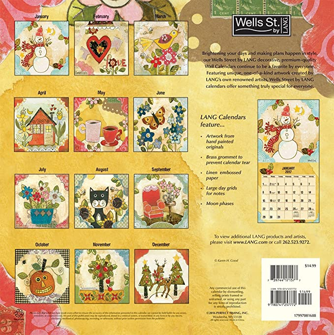 Excellent Decorative Wall Calendars Pictures Inspiration - Wall Art ...