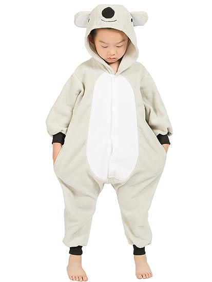belifecos childrens koala costumes animal onesies kids homewear pajamas 85