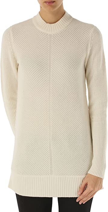 faeb66abe865 MICHAEL Michael Kors Ribbed Merino Wool Cashmere Sweater Pullover ...