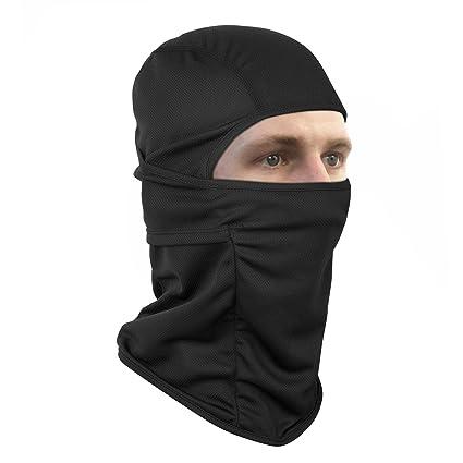 Pasamontañas Rusty Bob para conductores de moto y esquí - Máscara ...