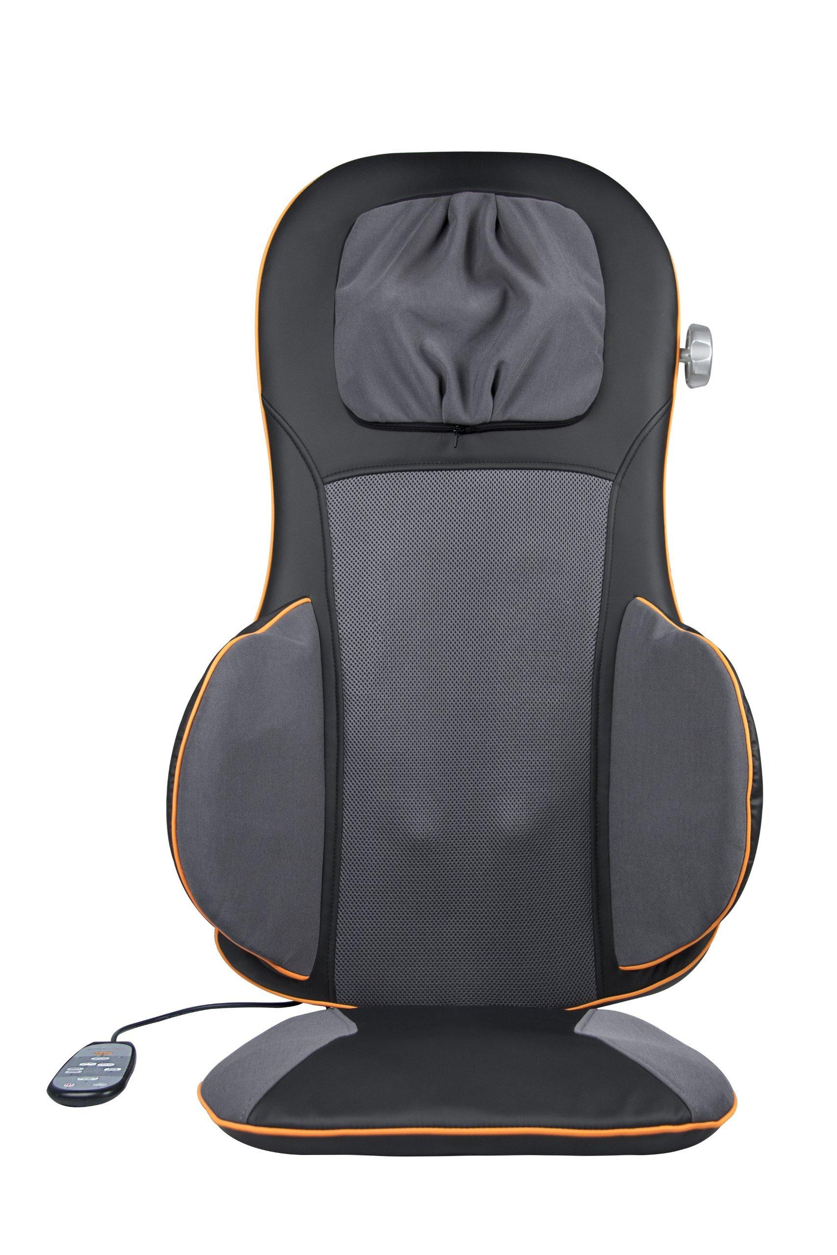 Medisana MC 825 Massageauflage 88939, mit Shiatsu- und Akupressur-Massagefunktion, inkl. Rotlicht- und Wärmefunktion product image