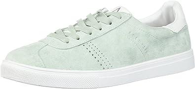 Moda-Suede T Toe Sneaker