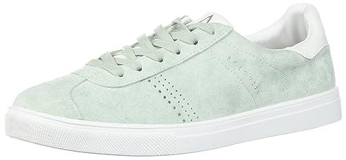 Skechers Moda, Zapatillas para Mujer, Azul (Mint), 40 EU