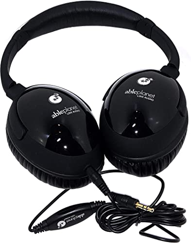 Able Planet PS400BG On the Ear Stereo Headphone