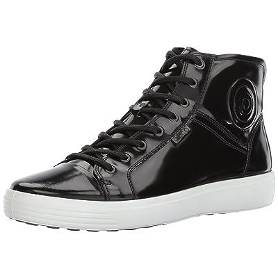 ECCO Men's Soft 7 Premium Boot Fashion Sneaker | Fashion Sneakers