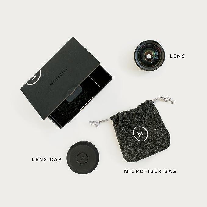 Moment - Lente Ancha para iPhone, Pixel y teléfonos con cámara ...