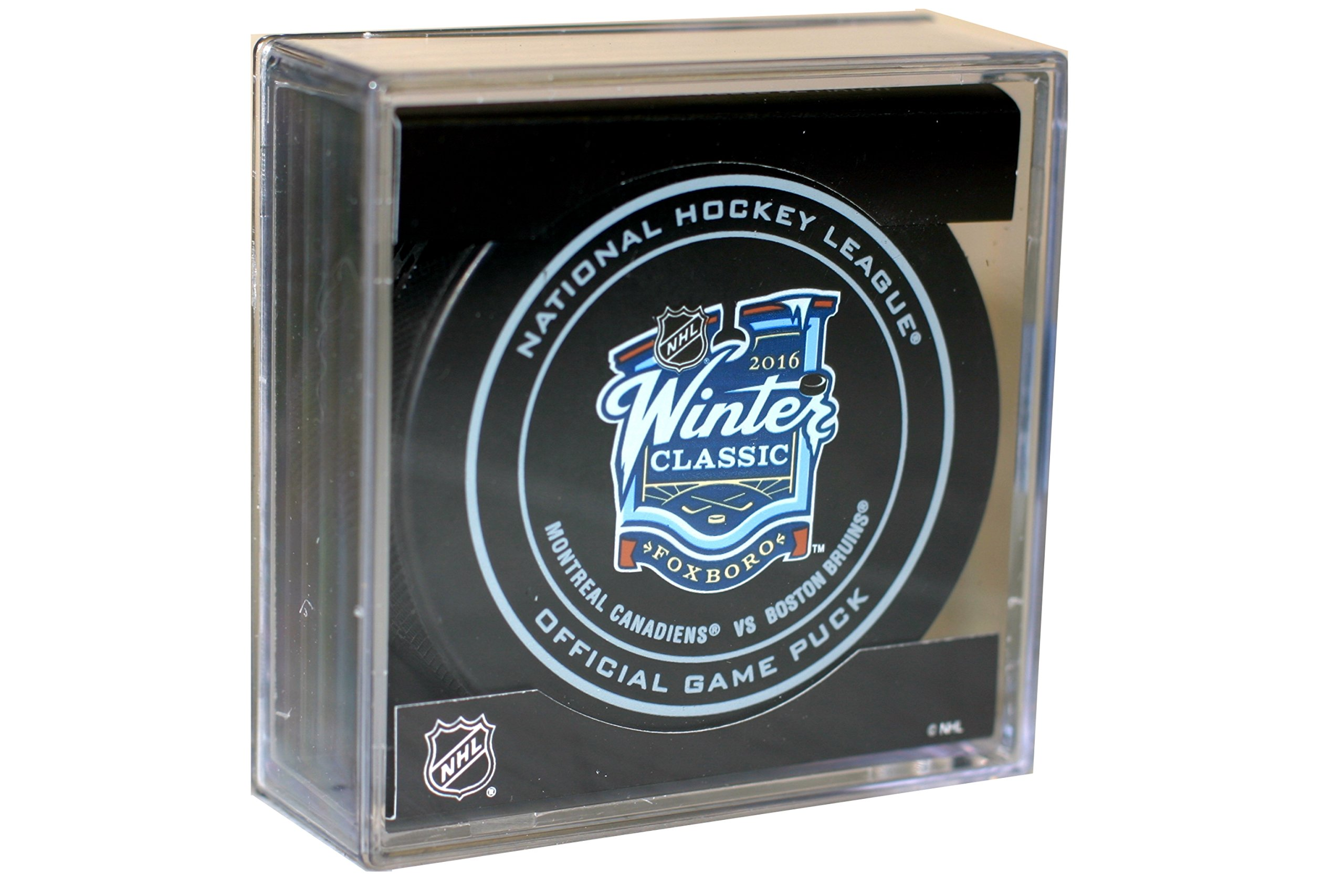 2016 NHL Winter Classic Game Style Puck