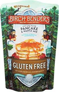 product image for CantuOrganic Birch Pcake&Wf Mix Gluten Free 14 Oz (Pack Of 6)