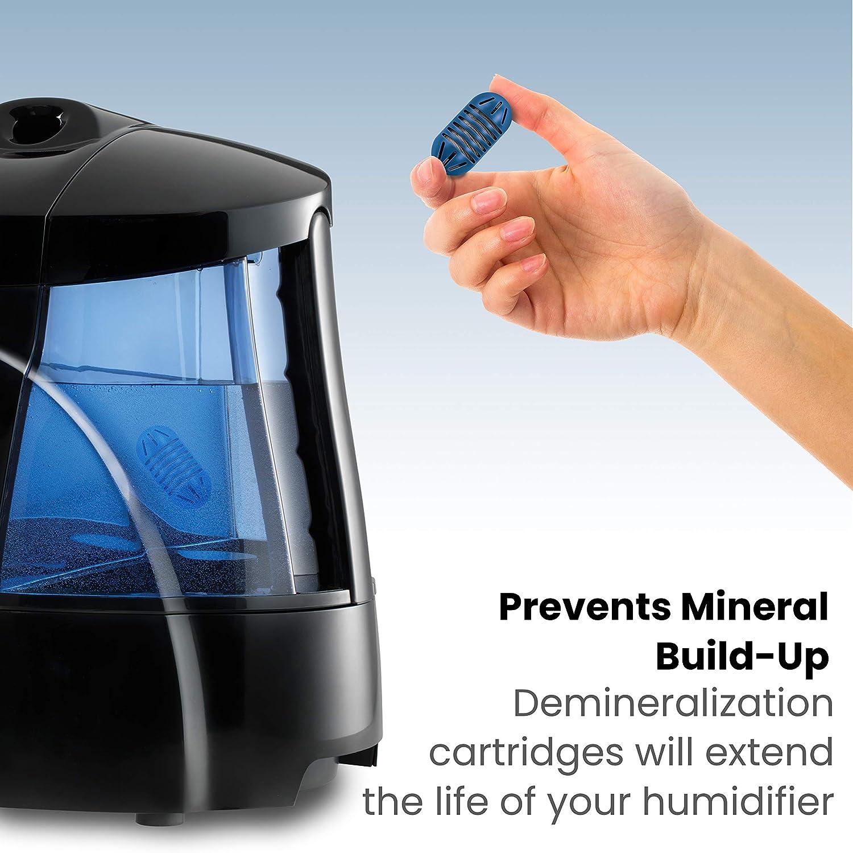 HoMedics UHE HDC4 Ultrasonic Humidifier Demineralization Cartridges Review
