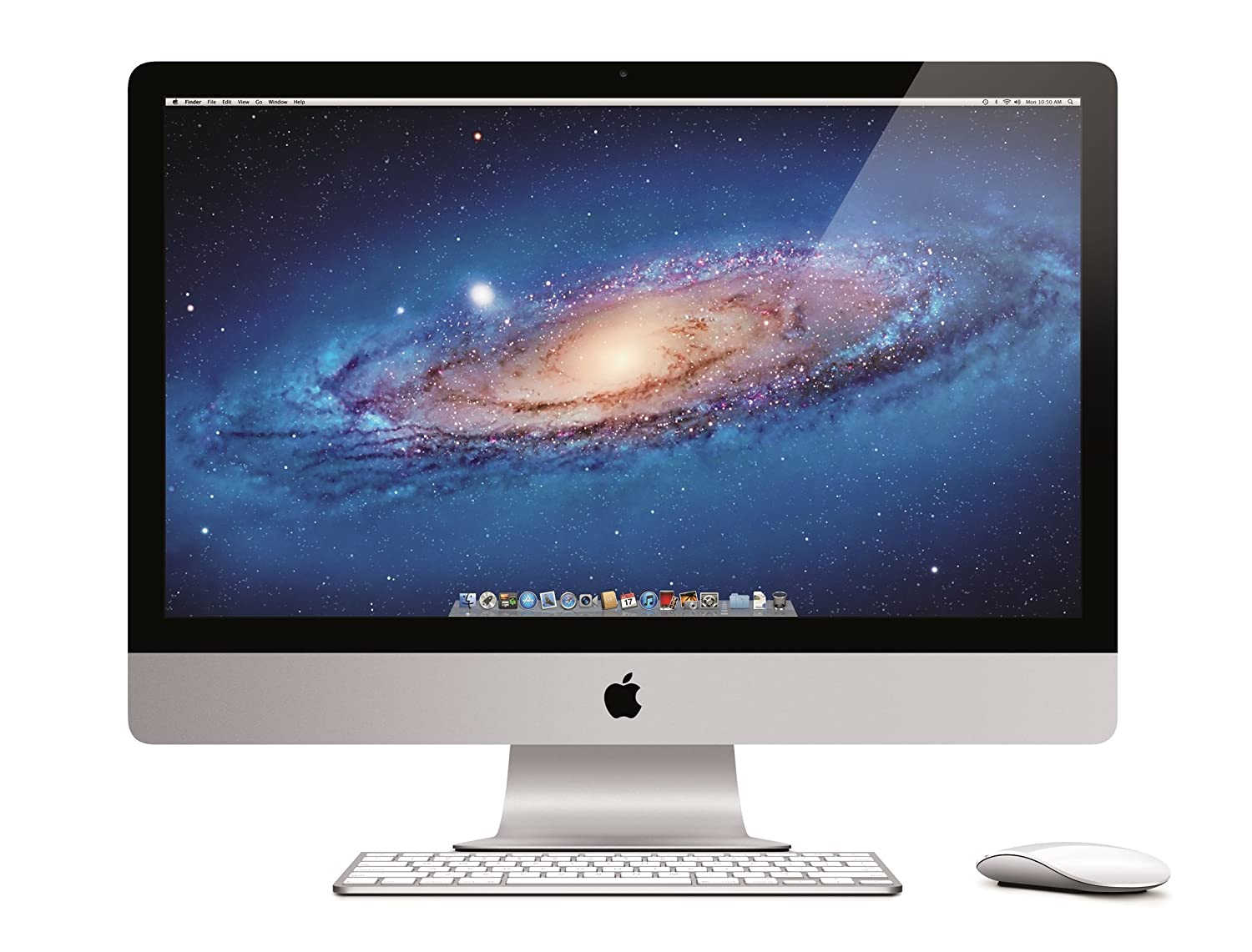 Apple Imac Ordinateur De Bureau  Intel Core I To  Mo Carte Graphique Radeon Hd M Amazon Fr Informatique