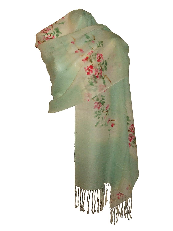 Itendance Women's 100% Wool Scarf Stole Shawl