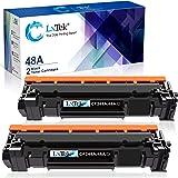 LxTek Compatible Toner Cartridge Replacement for HP 48A CF248A to use with Laserjet Pro M15w M29w M16w M28w M15a M29a M16a M2