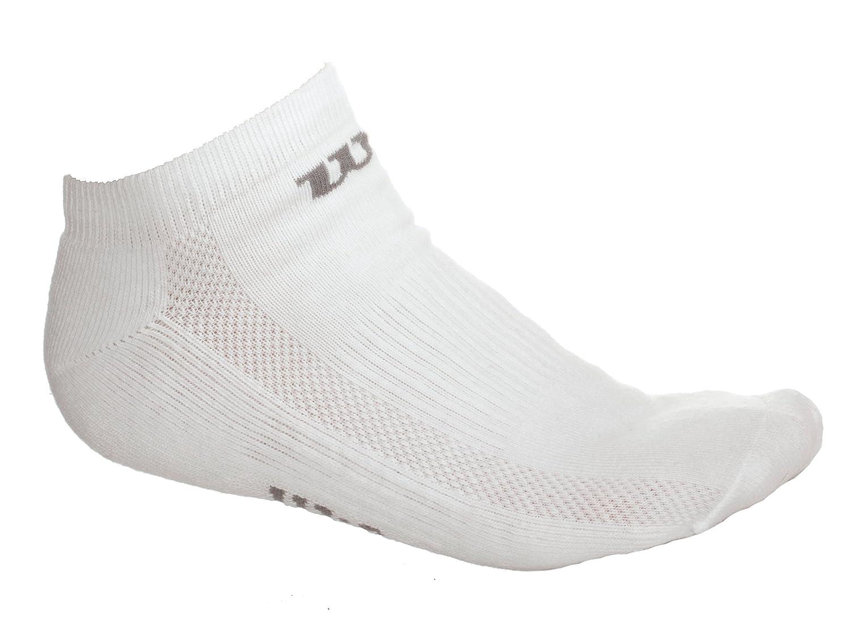 Wilson Damen Socken Trainer Liner RCC 3 er Pack, Weiß, 37-42, WRW515W30 Weiß