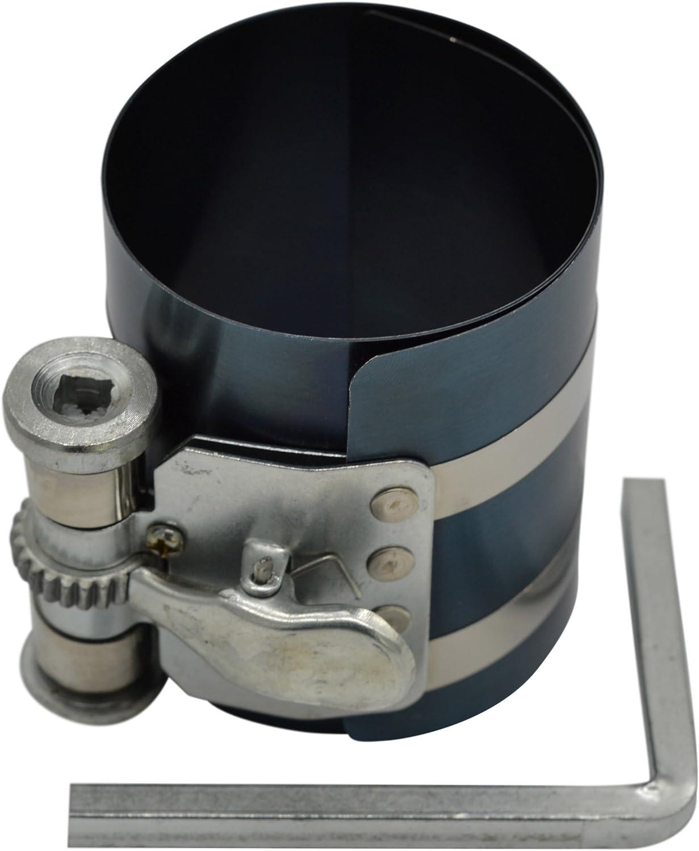 SATKIT Ceñidor Compresor de Segmentos Aros de Piston 53-175mm de 3 Pulgadas: Amazon.es: Coche y moto