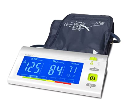 Homedics BPA-3000 Medición de la presión, medición de la hipertensión, hipotensión y