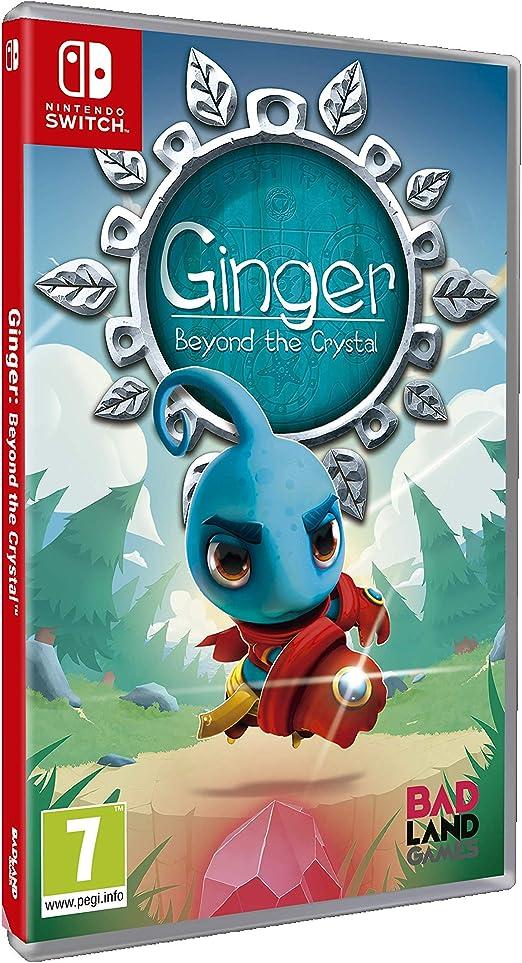 Ginger: Beyond The Crystal: Amazon.es: Videojuegos