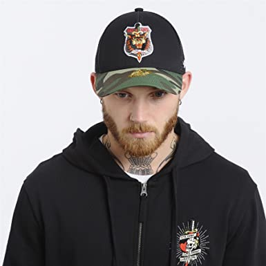 8d9a1650330 Ed Hardy Krazy Love Cap  Amazon.co.uk  Clothing