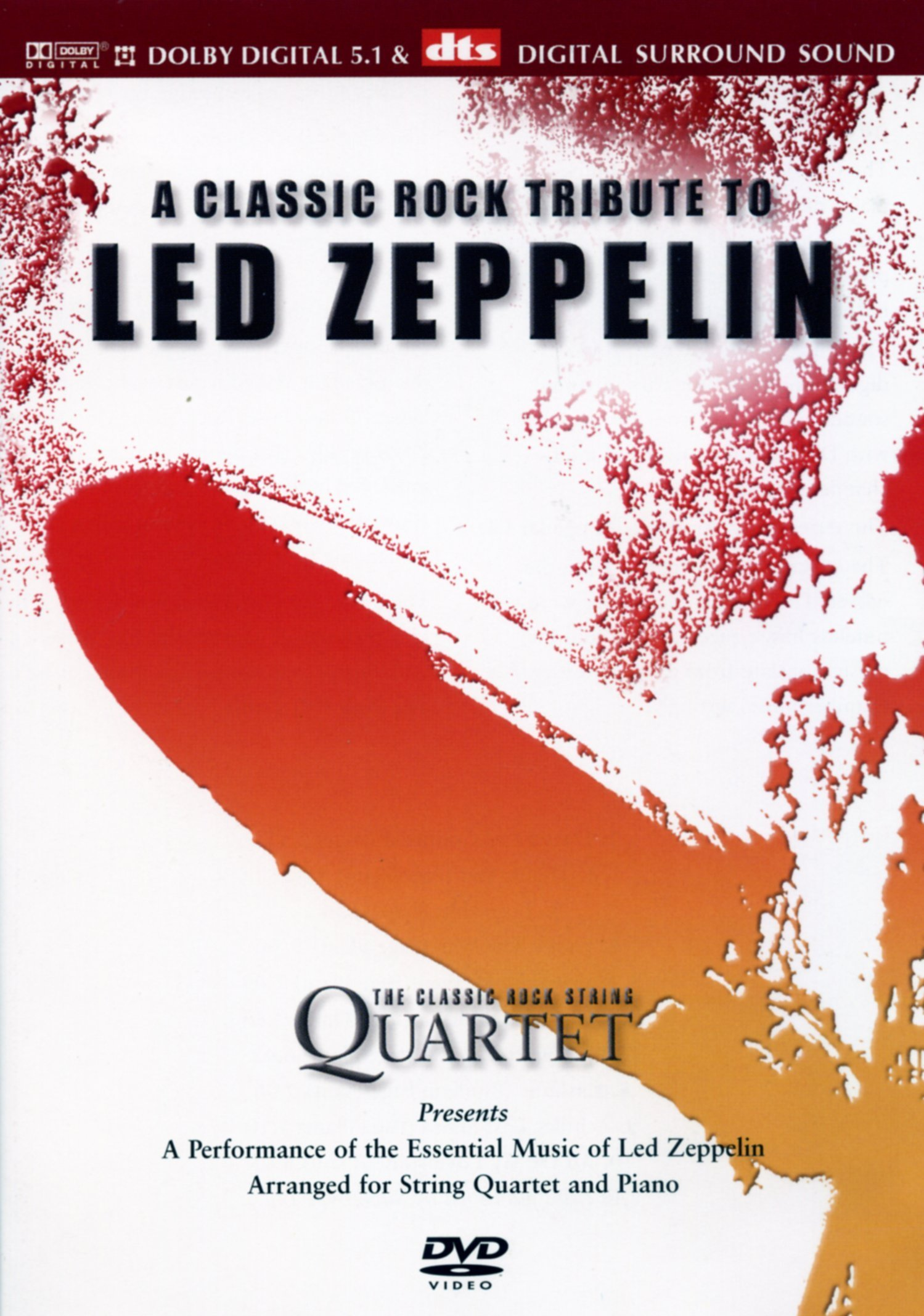 DVD : Led Zeppelin: A Classical Tribute