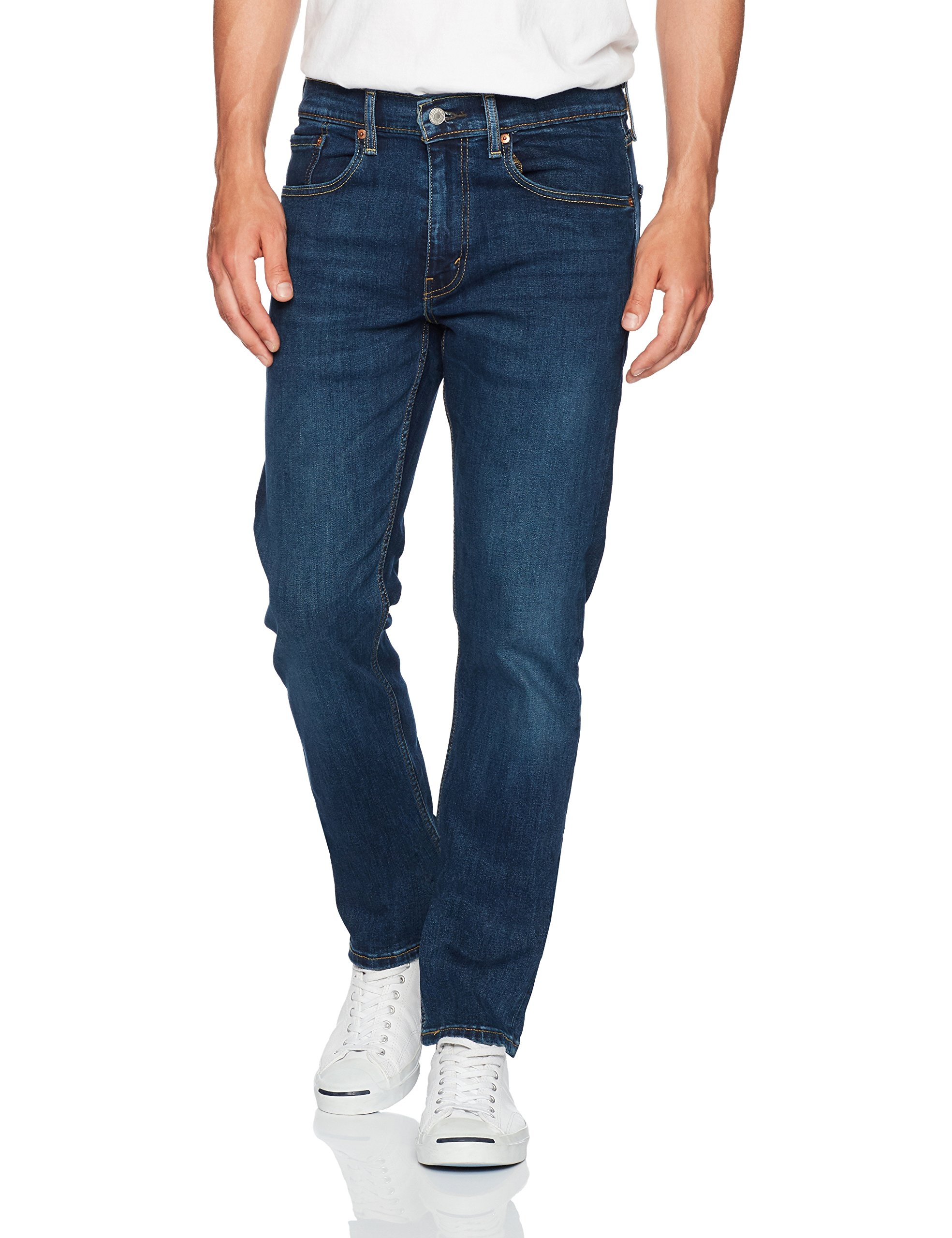 Levi's Men's 502 Regular Taper Jean, Panda-Stretch, 34 32 by Levi's