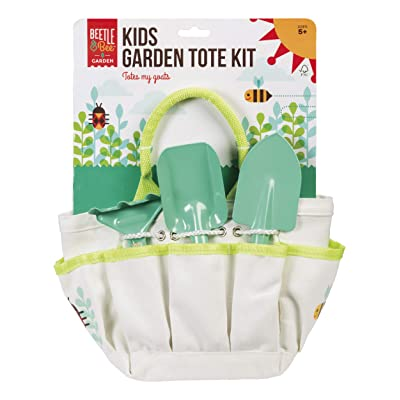 Beetle & Bee Kids Garden Tote Kit: Toys & Games