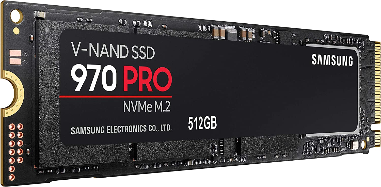 Samsung 970 Pro, Memoria Ssd, 1, 512 GB, Negro: Samsung: Amazon.es ...