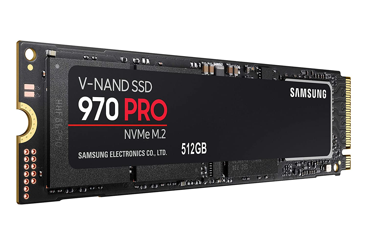 Samsung 970 Pro 512gb Nvme Pcie M2 2280 Ssd Mz 960 V7p512bw Computers Accessories