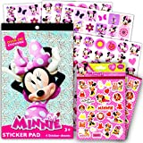 Disney Minnie Mouse Bowtique Sticker Pad Over 200 Stickers