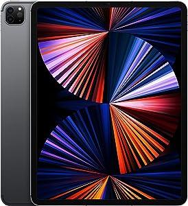 12.9-inch iPad Pro Wi‑Fi + Cellular 128GB - Space Gray
