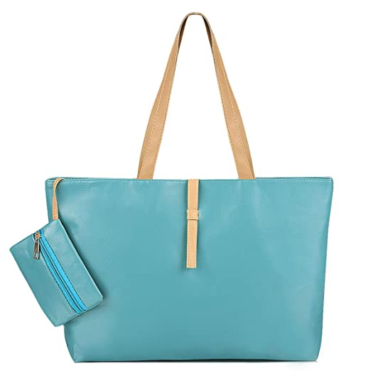 6d9fdbeb39a9 Amazon.com  Kecooi evening clutch bags leather tote bags for work crossbody  bags for teens Shoulder Bags  Clothing