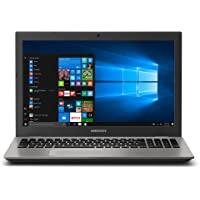MEDION P6687 - Ordenador portatil 15.6'' FullHD (Intel Core i5, 8GB RAM, 256GB SSD, MX150 2GB, Windows 10) gris - Teclado QWERTY español