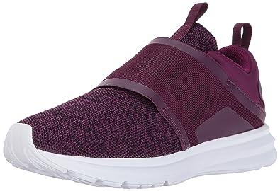 Puma Women's Enzo Strap Knit Sneaker: : Schuhe