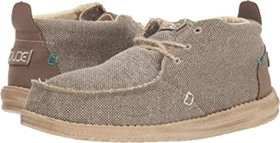 Hey Dude Mens Conrad Natural Tundra 8 M ...