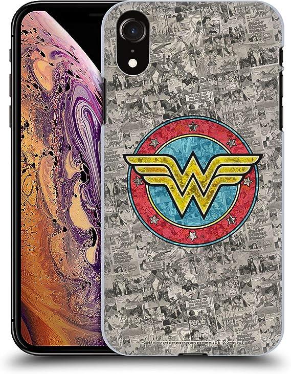 WONDER WOMAN DIANA DC COMICS iphone case