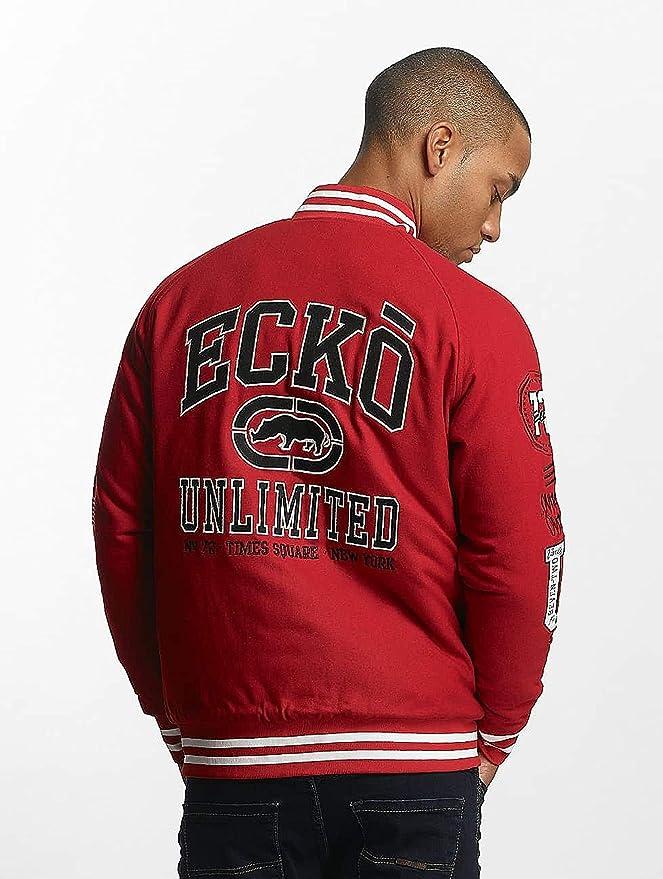 Vêtements Vestesteddy Logo Accessoires Big Unltd Ecko Homme Manteaux Et amp; qwvSOUR
