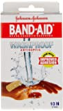 Band-Aid Wash-Proof - 10 Count