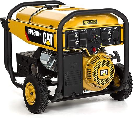 Amazon.com: Cat generador portátil a gas con arranque ...