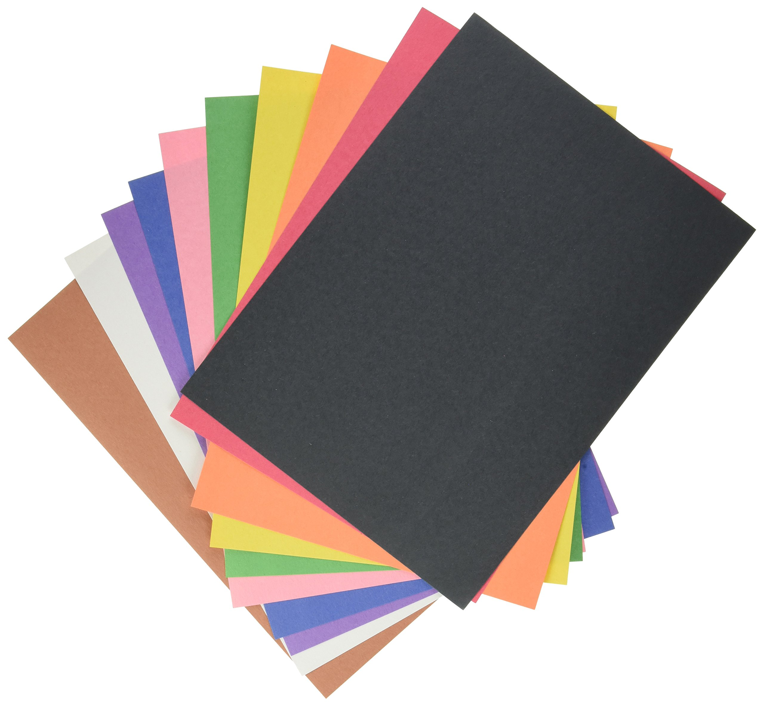 Pacon SunWorks Heavyweight Construction Paper 9-inches by 12-inches 300 count Assortment (CON01300)