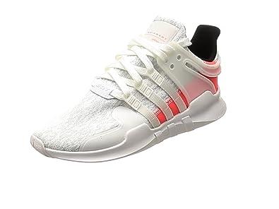 adidas EQT Support ADV, Chaussures de Fitness Homme, Rose (Rostra/Ftwbla/Negbás 000), 44 2/3 EU